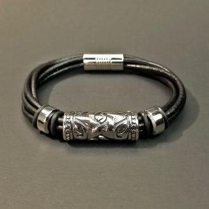 Leather Bracelet Mysteric