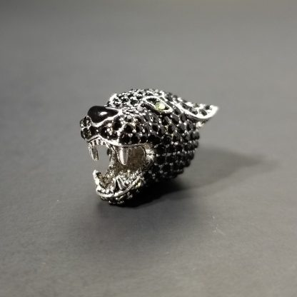 Black Panther Bead