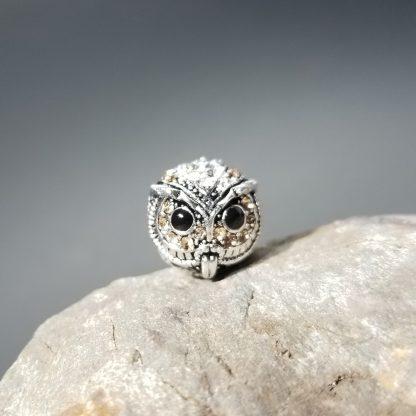Owl Bead Charm