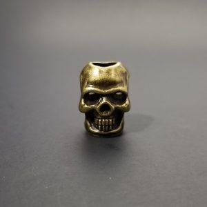 Small Brass Skull