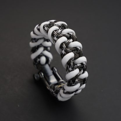 Caged Solomon Snow Bracelet