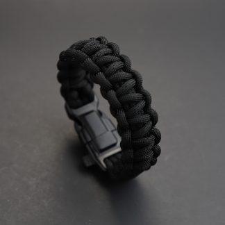 Mil Spec Black Bracelet