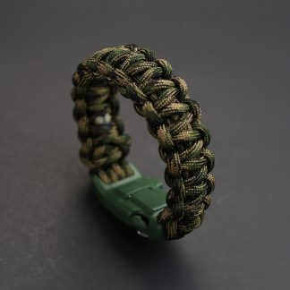 Mil Spec Camo Bracelet