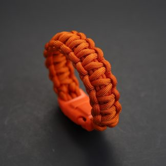 Mil Spec Orange Bracelet