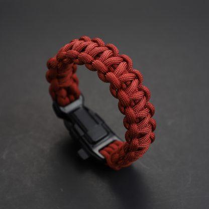 Mil Spec Red Bracelet