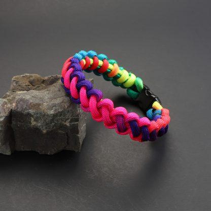 Rainbow Millipede Paracord